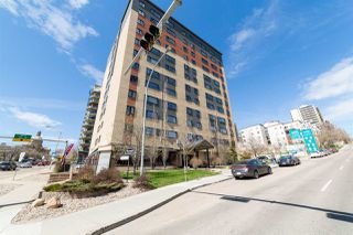Photo 1: 607 9710 105 Street in Edmonton: Zone 12 Condo for sale : MLS®# E4189786