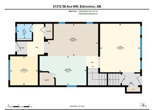 Photo 42: 21312 58 Avenue in Edmonton: Zone 58 House for sale : MLS®# E4194564