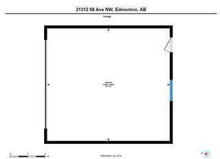 Photo 45: 21312 58 Avenue in Edmonton: Zone 58 House for sale : MLS®# E4194564