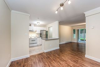 """Photo 9: 102 1128 SIXTH Avenue in New Westminster: Uptown NW Condo for sale in """"Kingsgate"""" : MLS®# R2498615"""