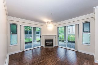 """Photo 1: 102 1128 SIXTH Avenue in New Westminster: Uptown NW Condo for sale in """"Kingsgate"""" : MLS®# R2498615"""
