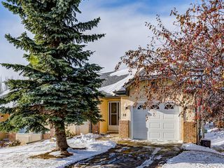 Main Photo: 19 Edenwold Green NW in Calgary: Edgemont Semi Detached for sale : MLS®# A1048156