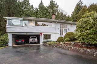 Main Photo: 587 ST. GILES Road in West Vancouver: Glenmore House for sale : MLS®# R2526841