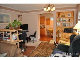 Photo 3: 445 Montreal St in VICTORIA: Vi James Bay Half Duplex for sale (Victoria)  : MLS®# 523452
