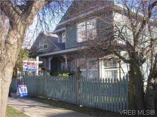 Photo 5: 445 Montreal St in VICTORIA: Vi James Bay Half Duplex for sale (Victoria)  : MLS®# 523452