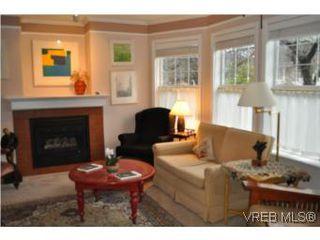 Photo 2: 445 Montreal St in VICTORIA: Vi James Bay Half Duplex for sale (Victoria)  : MLS®# 523452