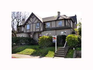 Photo 1: 314 W 15TH Avenue in Vancouver: Mount Pleasant VW Townhouse for sale (Vancouver West)  : MLS®# V811856