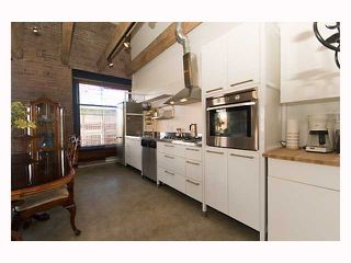 "Photo 4: 507 55 E CORDOVA Street in Vancouver: Downtown VE Condo for sale in ""KORET LOFTS"" (Vancouver East)  : MLS®# V819293"