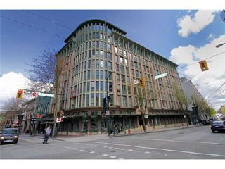 "Photo 1: 206 1 E CORDOVA Street in Vancouver: Downtown VE Condo for sale in ""CARRALL STATION"" (Vancouver East)  : MLS®# V820385"