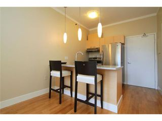 """Photo 8: 206 1 E CORDOVA Street in Vancouver: Downtown VE Condo for sale in """"CARRALL STATION"""" (Vancouver East)  : MLS®# V820385"""