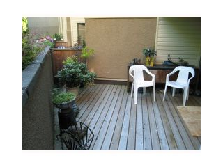"Photo 6: 109 8291 PARK Road in Richmond: Brighouse Condo for sale in ""CEDARPARK MANOR"" : MLS®# V821033"