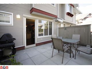 "Photo 10: 44 6651 203RD Street in Langley: Willoughby Heights Townhouse for sale in ""SUNSCAPE"" : MLS®# F1009765"