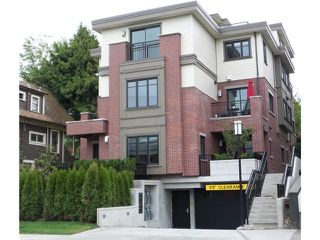 "Photo 1: 466 E 5TH Avenue in Vancouver: Mount Pleasant VE Townhouse for sale in ""468 FIFTH AVENUE"" (Vancouver East)  : MLS®# V852878"