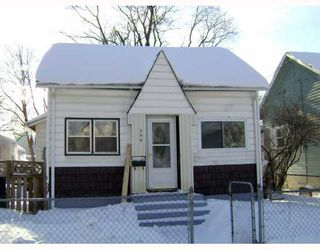 Photo 1:  in WINNIPEG: North End Residential for sale (North West Winnipeg)  : MLS®# 2901056