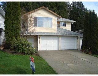 Main Photo: 11270 HARRISON Street in Maple_Ridge: East Central House for sale (Maple Ridge)  : MLS®# V761460