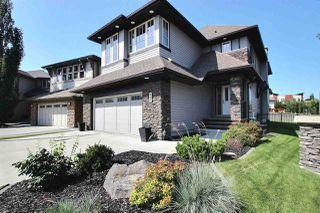 Photo 1: 247 AMBLESIDE Drive in Edmonton: Zone 56 House for sale : MLS®# E4170073