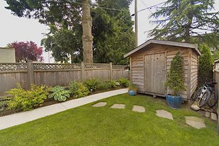 Photo 19: 3775 ARBUTUS ST in Vancouver: Arbutus House for sale (Vancouver West)  : MLS®# V780976