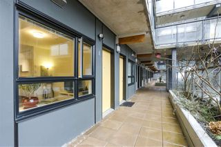 """Photo 2: 203 138 E HASTINGS Street in Vancouver: Downtown VE Condo for sale in """"Sequel 138"""" (Vancouver East)  : MLS®# R2432623"""