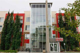 Main Photo: 213 2590 ANDERSON Way in Edmonton: Zone 56 Condo for sale : MLS®# E4207403