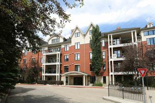 Photo 1: 308 9819 96A Street in Edmonton: Zone 18 Condo for sale : MLS®# E4216054