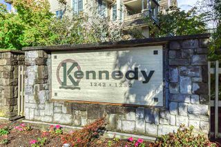 """Main Photo: 303 1242 TOWN CENTRE Boulevard in Coquitlam: Canyon Springs Condo for sale in """"THE KENNEDY"""" : MLS®# R2508315"""