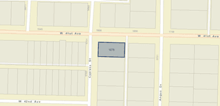 Photo 3: 1876 W 41 Avenue in Vancouver: South Granville Land Commercial for sale (Vancouver West)