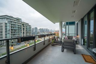 """Photo 25: 606 1688 PULLMAN PORTER Street in Vancouver: Mount Pleasant VE Condo for sale in """"NAVIO SOUTH"""" (Vancouver East)  : MLS®# R2518409"""