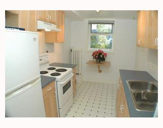 "Photo 5: 103 1545 W 13TH Avenue in Vancouver: Fairview VW Condo for sale in ""THE LEICESTER"" (Vancouver West)  : MLS®# V799945"