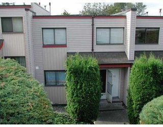 Photo 1: 6752 KNEALE Place in Burnaby: Montecito Townhouse for sale (Burnaby North)  : MLS®# V800357