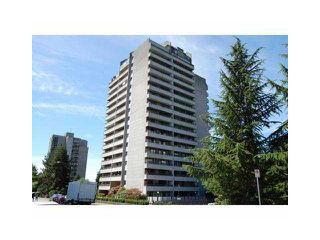 "Photo 1: 708 6595 WILLINGDON Avenue in Burnaby: Metrotown Condo for sale in ""HUNTLEY MANOR"" (Burnaby South)  : MLS®# V839832"