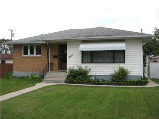 Photo 2: 485 Oakview Avenue in WINNIPEG: East Kildonan Residential for sale (North East Winnipeg)  : MLS®# 1014022