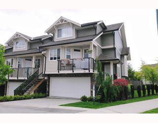 "Photo 1: 13 11720 COTTONWOOD Drive in Maple_Ridge: Cottonwood MR Townhouse for sale in ""COTTONWOOD GREEN"" (Maple Ridge)  : MLS®# V767149"