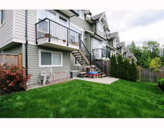 "Photo 10: 13 11720 COTTONWOOD Drive in Maple_Ridge: Cottonwood MR Townhouse for sale in ""COTTONWOOD GREEN"" (Maple Ridge)  : MLS®# V767149"