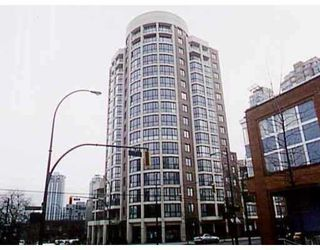 "Photo 1: 205 488 HELMCKEN Street in Vancouver: Downtown VW Condo for sale in ""ROBINSON TOWER"" (Vancouver West)  : MLS®# V769020"