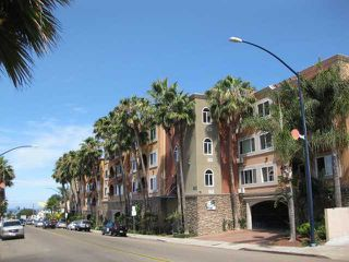 Photo 1: PACIFIC BEACH Condo for sale : 1 bedrooms : 860 Turquoise St #131