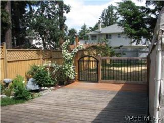 Photo 5: A 618 Kelly Rd in VICTORIA: Co Hatley Park Half Duplex for sale (Colwood)  : MLS®# 507649