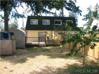 Photo 4: A 618 Kelly Rd in VICTORIA: Co Hatley Park Half Duplex for sale (Colwood)  : MLS®# 507649