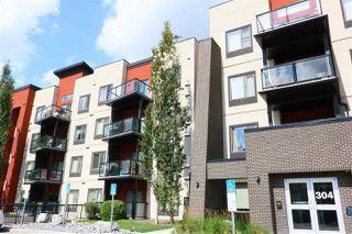 Photo 1: 214 304 AMBLESIDE Link in Edmonton: Zone 56 Condo for sale : MLS®# E4166388