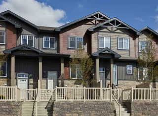Photo 1: 49 3305 Orchards Link in Edmonton: Zone 53 Townhouse for sale : MLS®# E4166707