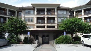 "Main Photo: 424 12248 224 Street in Maple Ridge: East Central Condo for sale in ""Urbano"" : MLS®# R2392214"