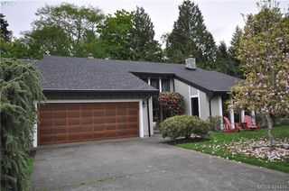 Photo 1: 839 Wavecrest Place in VICTORIA: SE Broadmead Single Family Detached for sale (Saanich East)  : MLS®# 424414