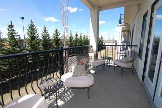 Photo 4: 307 1406 Hodgson Way in Edmonton: Zone 14 Condo for sale : MLS®# E4195237