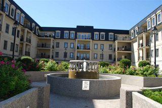 Photo 2: 307 1406 Hodgson Way in Edmonton: Zone 14 Condo for sale : MLS®# E4195237