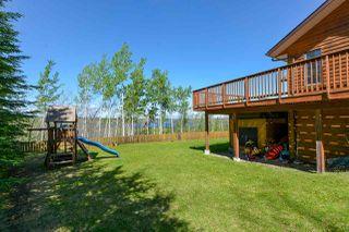 "Photo 34: 13545 SUNNYSIDE Drive: Charlie Lake House for sale in ""LAKESHORE"" (Fort St. John (Zone 60))  : MLS®# R2465835"