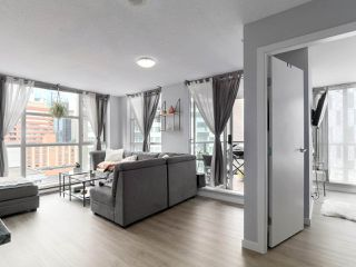 Photo 3: 1202 1155 SEYMOUR Street in Vancouver: Downtown VW Condo for sale (Vancouver West)  : MLS®# R2498131