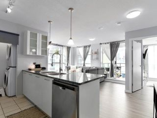 Photo 2: 1202 1155 SEYMOUR Street in Vancouver: Downtown VW Condo for sale (Vancouver West)  : MLS®# R2498131