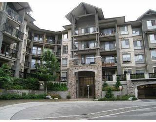 Photo 1: 417 2969 WHISPER Way in Coquitlam: Westwood Plateau Condo for sale : MLS®# V785049