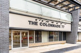 Photo 2: 1101 77 Edmonton Street in Winnipeg: Downtown Condominium for sale (9A)  : MLS®# 202025405