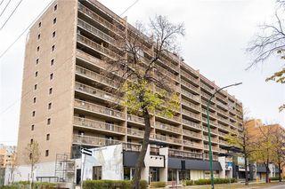 Photo 1: 1101 77 Edmonton Street in Winnipeg: Downtown Condominium for sale (9A)  : MLS®# 202025405
