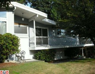 "Photo 1: 2559 TULIP in Abbotsford: Abbotsford West House for sale in ""Clearbrook"" : MLS®# F1002650"